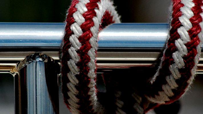cordage rouge