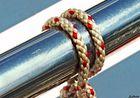 corde rouge et blanche