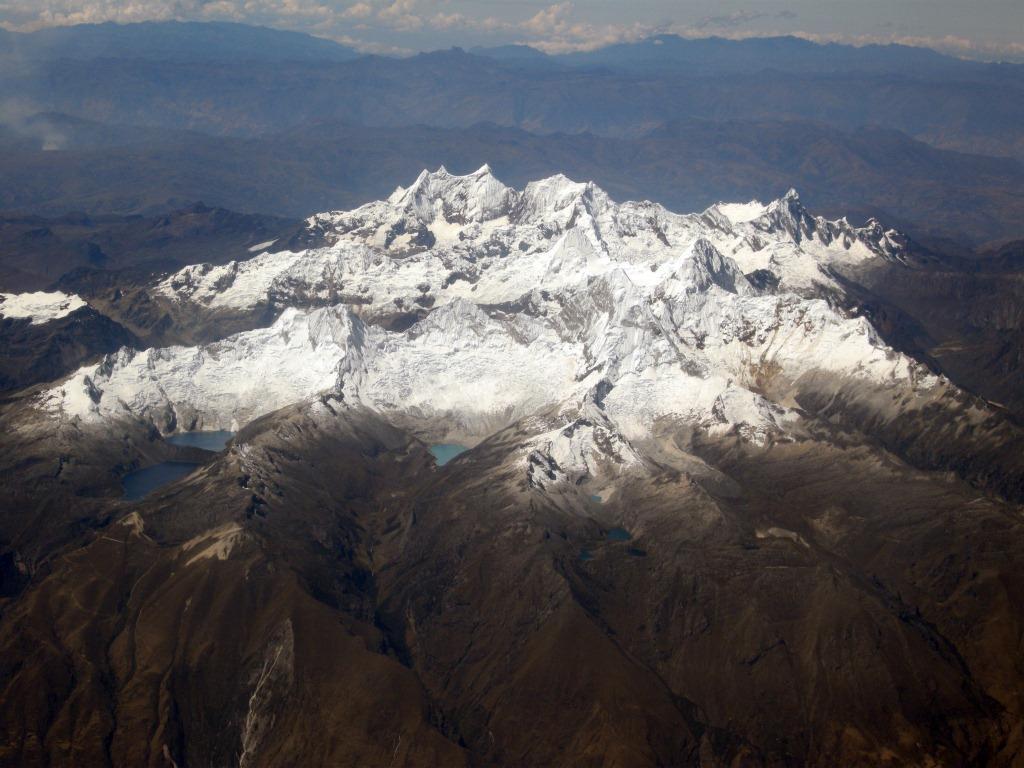 Cordillera Blanca Huaraz, Perú