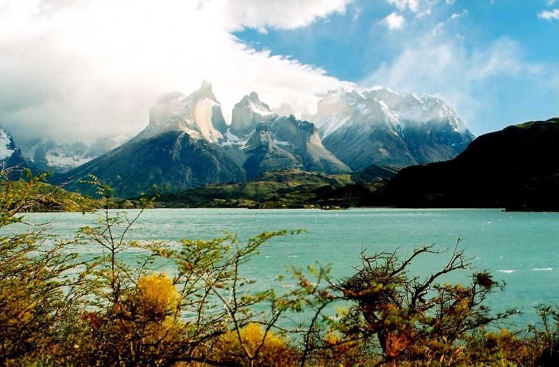 Cordillera Paine- Magallanas Chile 2