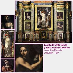 Córdoba · Capilla de Santa Úrsula y Santa Francisca Romana