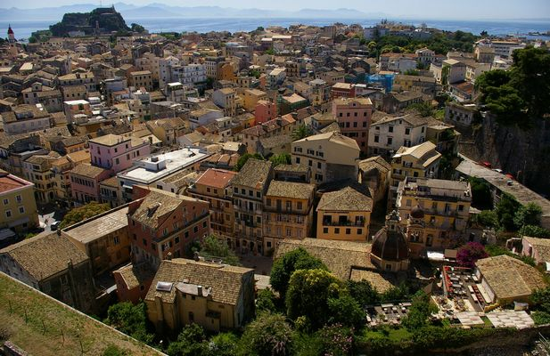 Corfu-City