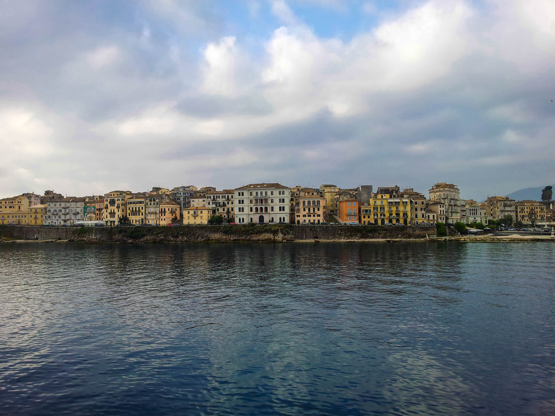 Corfu - Stadt