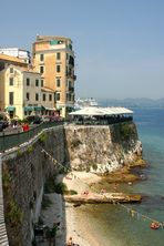 Corfu Stadt