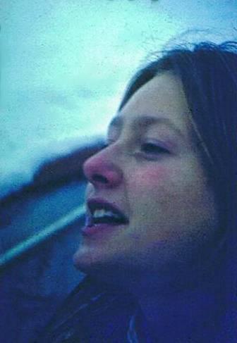 Cornelia in friesischer Winterskälte
