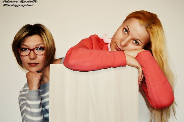 Cornelia & Sara