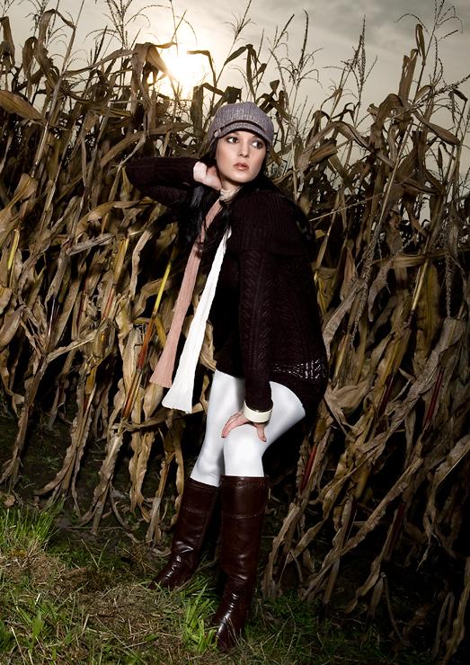 - cornfield drama -