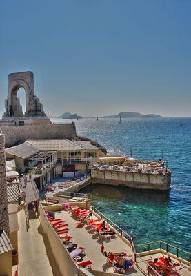 Corniche Marseille