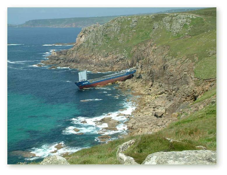 Cornwall- Küste