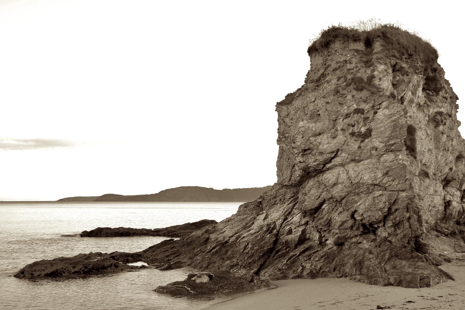 Cornwall rocks