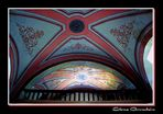 Coro de la iglesia de Ocotepec
