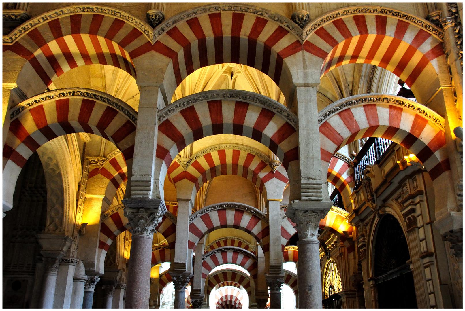 Coroba - In der Mezquita