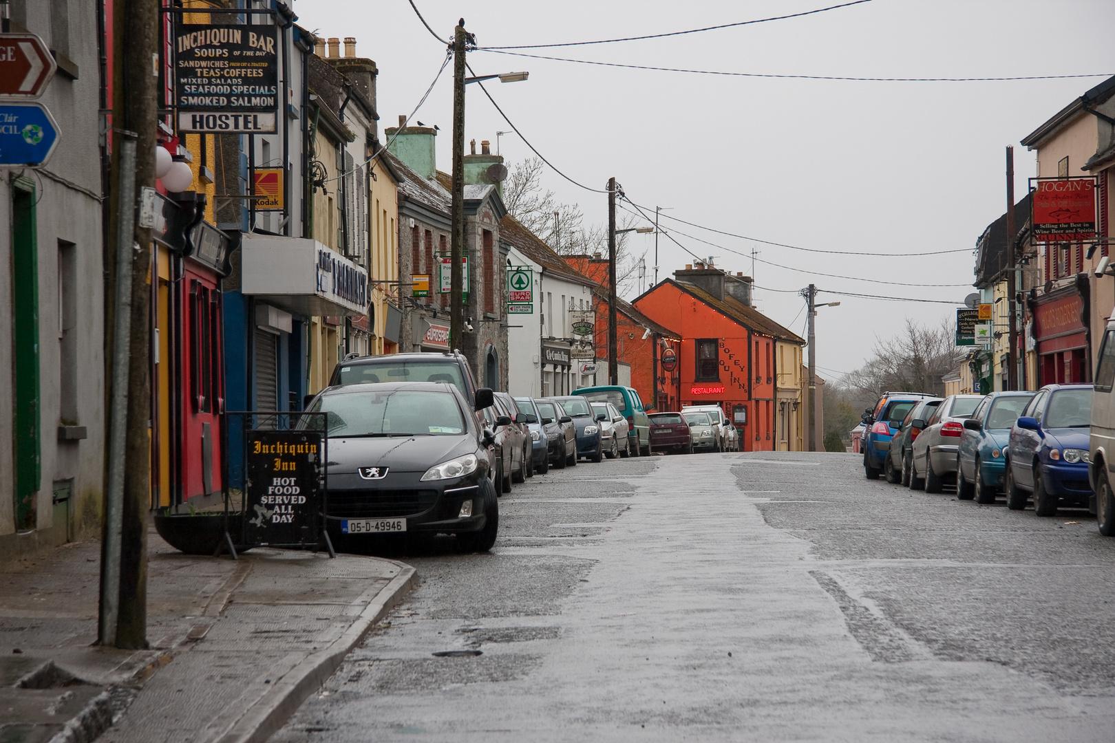 Corofin - ein Burren-Dorf