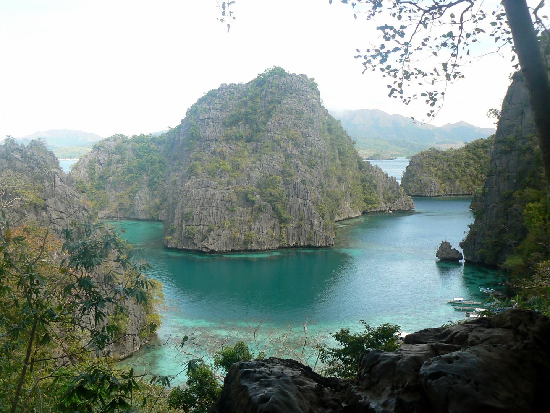 coron- palawan island