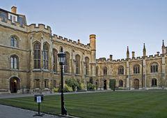 Corpus Christi College  --  Cambridge