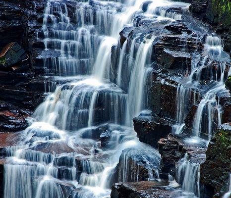 Corra Linn, New Lanark Scotland