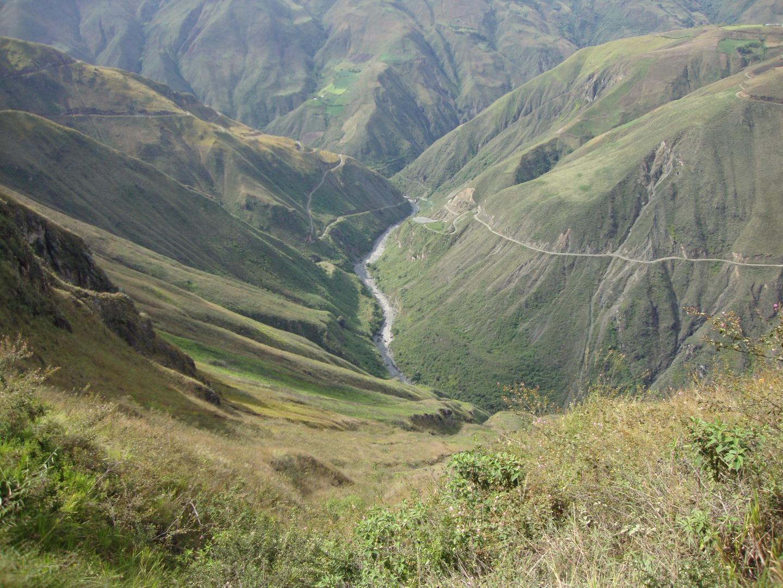 corrdillera colombiana