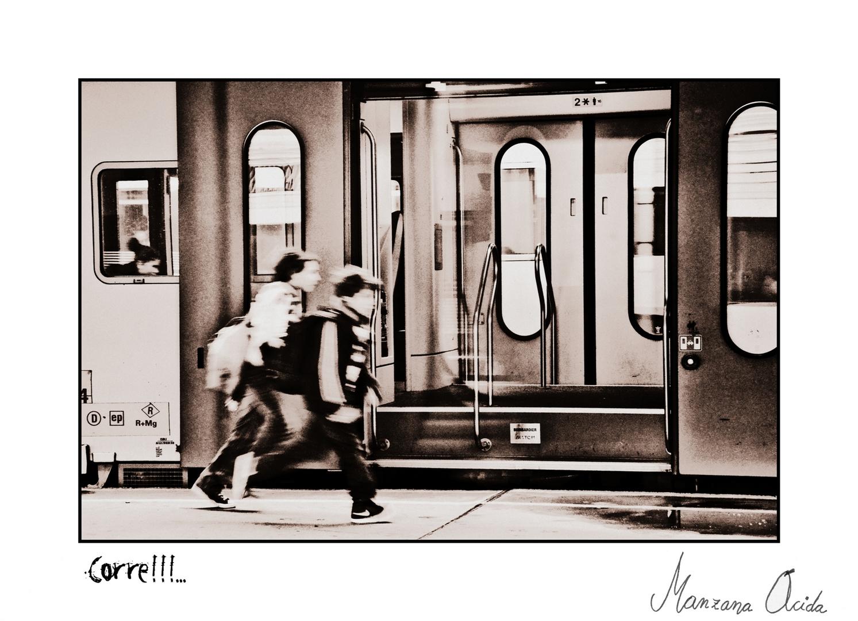 Corre!!!...