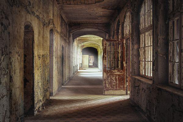 Corridor of Beelitz