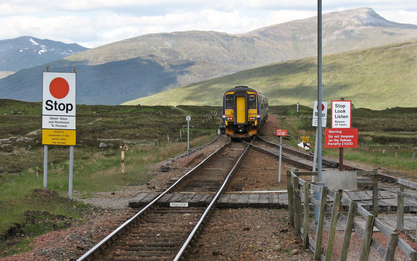 Corrour Station, Schottland (2)