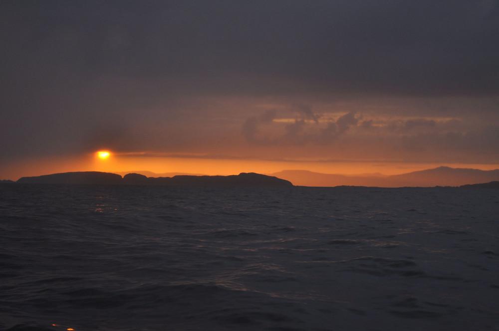 Corryvreckan Sunset
