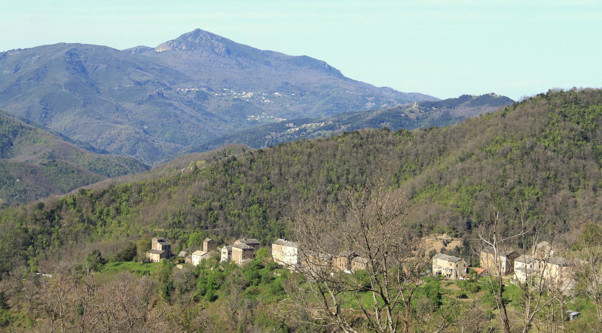 Corse / Corcega / Korsika....22..