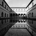 corte ducale - castello sforzesco, milano