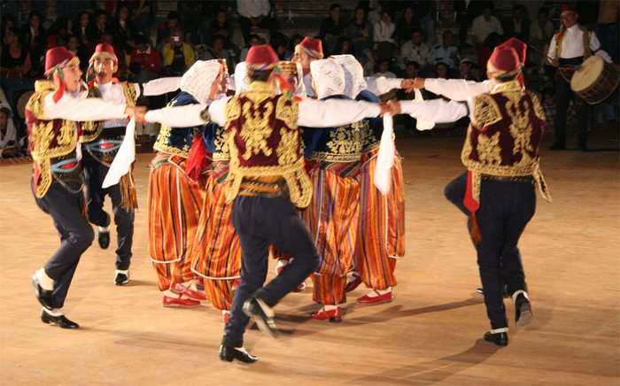 corum folk dance 1