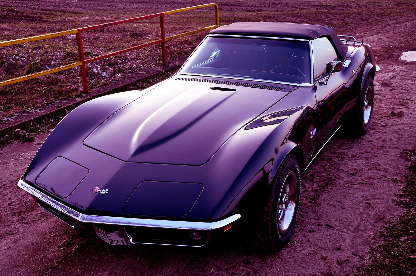 Corvette 1969