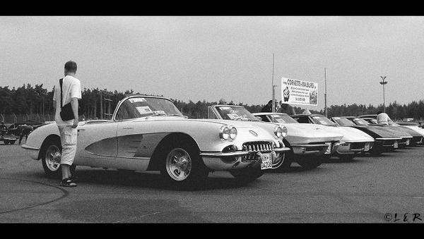Corvette All Ages