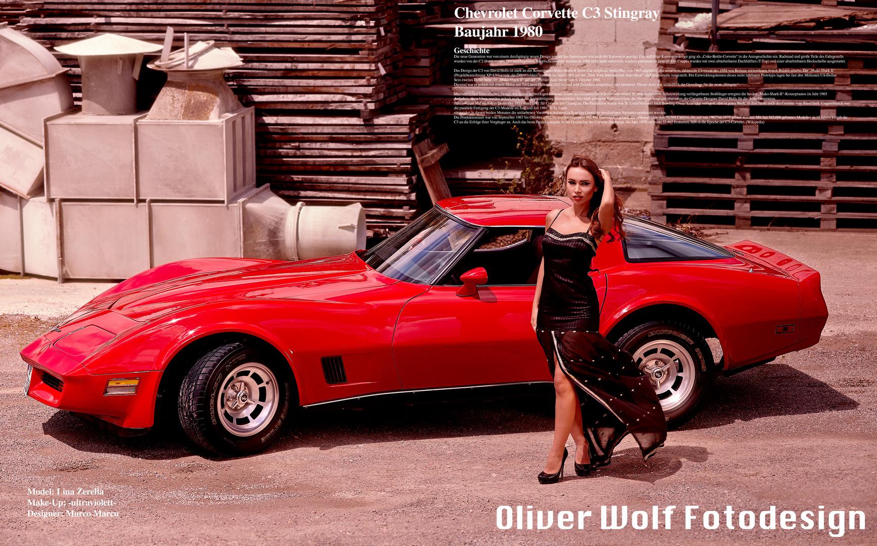 Corvette and Fashion