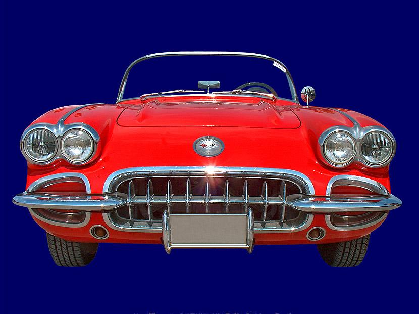 Corvette .. at it's best