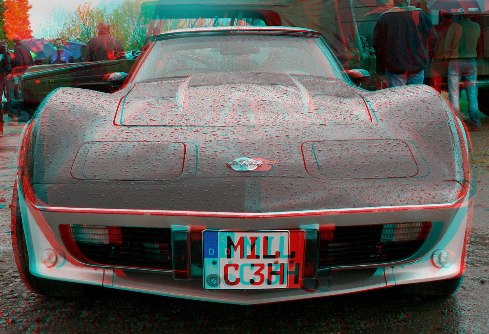 "Corvette C3 ""Stingray"""