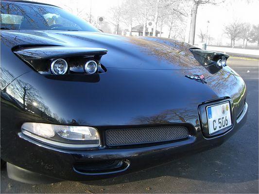 Corvette C5 Lampen
