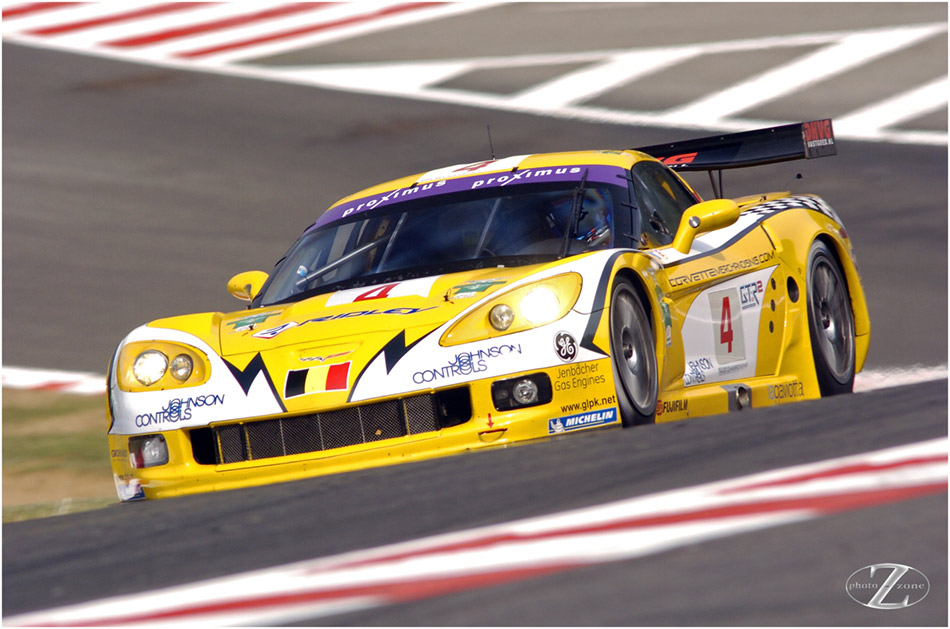 Corvette C6-R @ Spa-Francorchamps