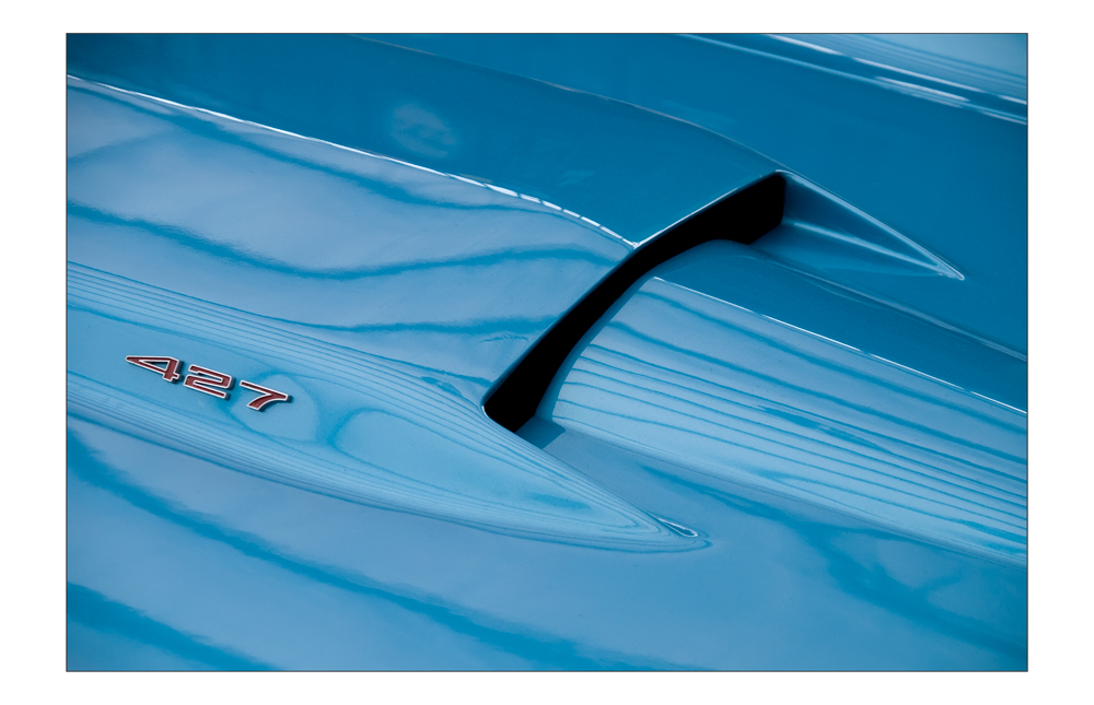 Corvette Convertible 427