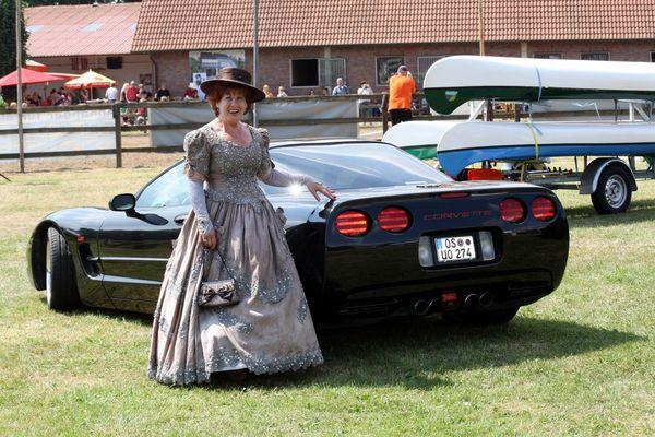 Corvette meets Corsette