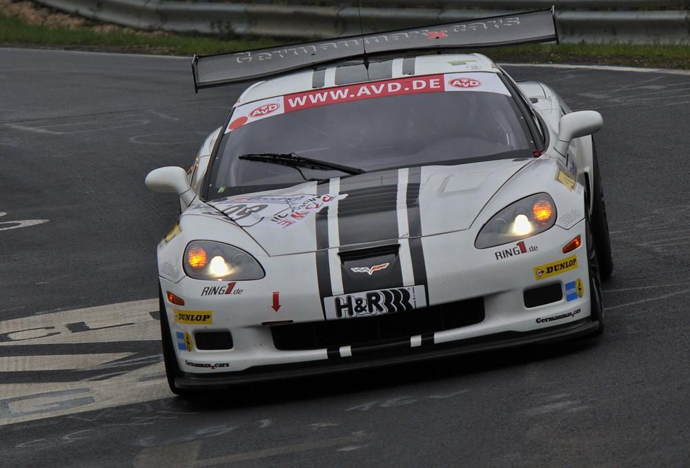 Corvette Power aus den USA...