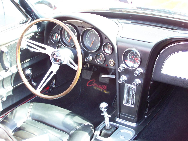 Corvette, Sting Ray, die Legende lebt