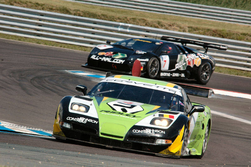 Corvette vs. Lamborghini (update)