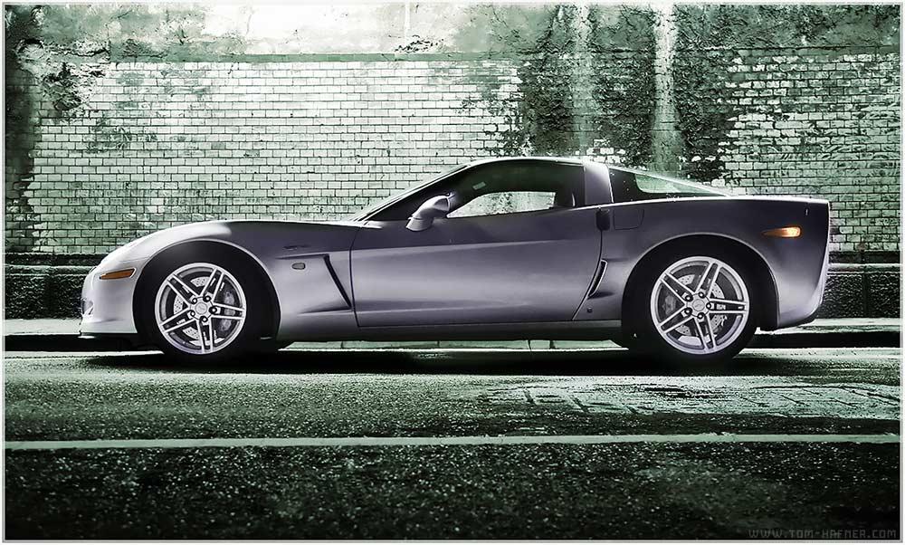 Corvette Z 06 - Nr.2
