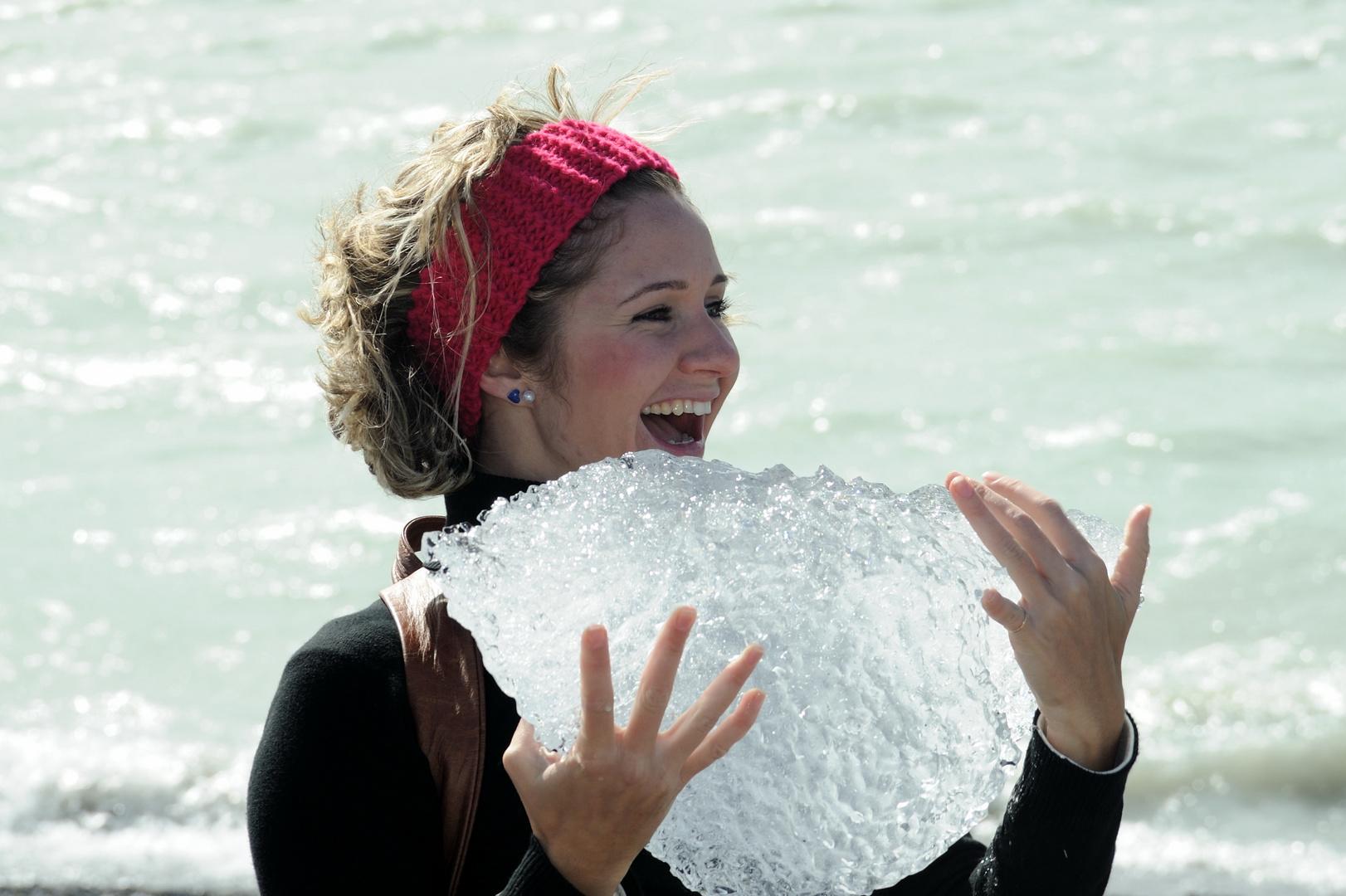 Così si sciolgono i ghiacciai!