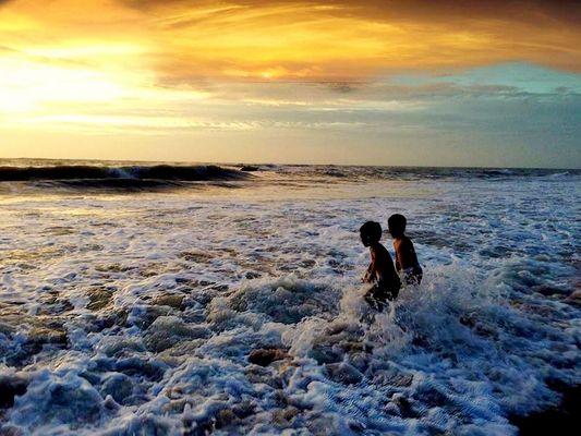 Cosi' conservo in me ...il ricordo del mare...tenero amante