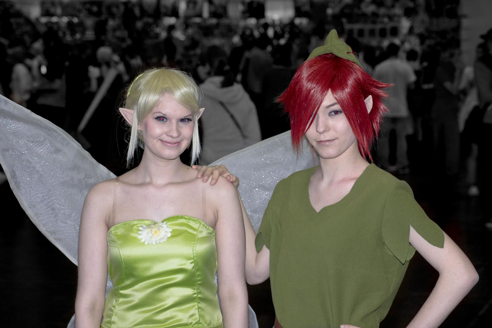 cosplay auf der buchmesse leipzig 2011