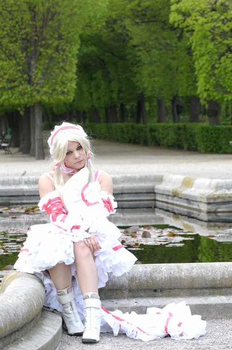 cosplay chii one ohren
