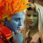 Cosplayer auf der Frankfurter Buchmesse