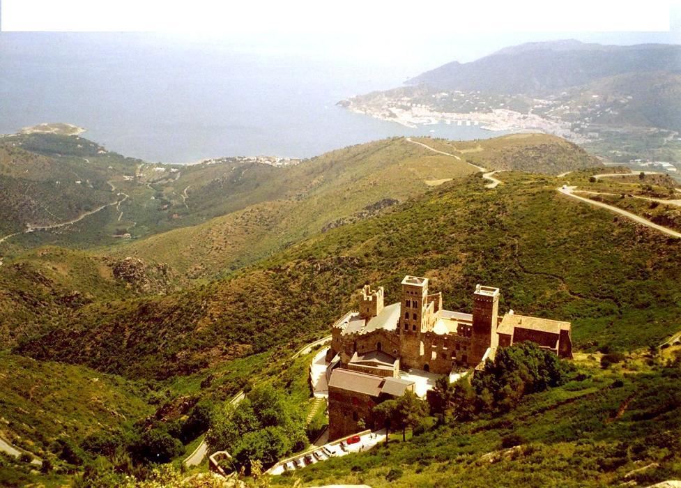 Costa Brava-Kloster St. Pere de Rodes