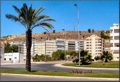 Costa de Caparica is now a dormitory of  Lisbon city.