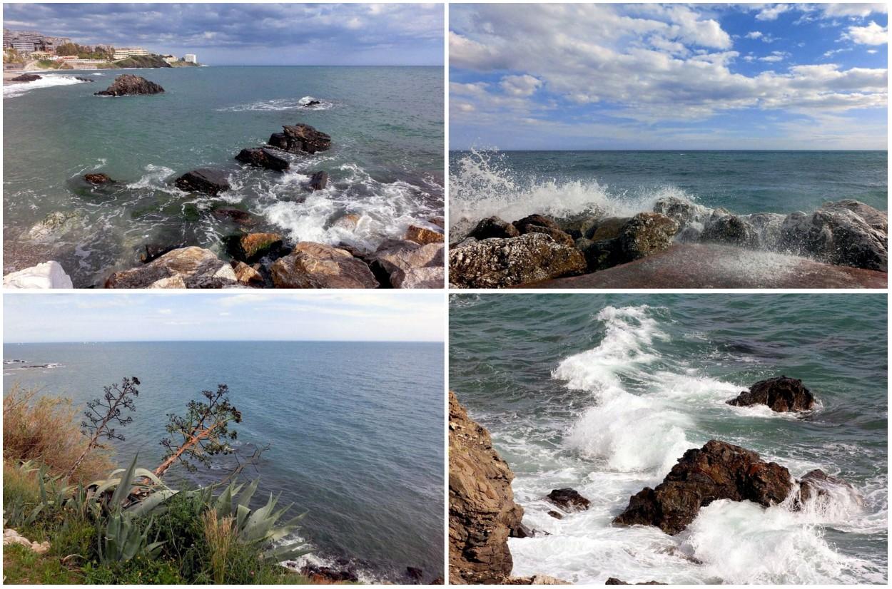 Costa del Sol-Mittelmeer