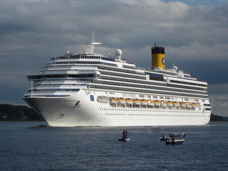 costa pacifica foto bild schiffe und seewege